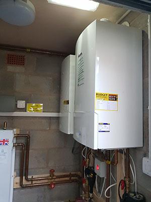 Brookfield Boilers