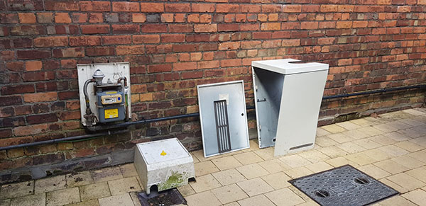 New central heating