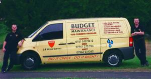 Budget team
